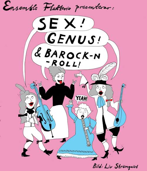Sex, Genus & Barock'n roll